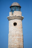 Abandoned ancient light-tower. Royalty Free Stock Photo