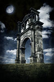 Abandoned arch folley Royalty Free Stock Photography