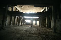 Abandoned, Architecture, Broken Royalty Free Stock Images