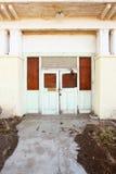 Abandoned asylum Stock Image