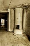 Abandoned attic royalty free stock photography