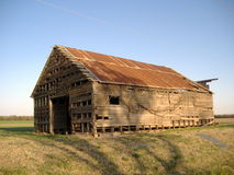 Abandoned Barn 1 Royalty Free Stock Images