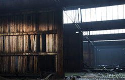 Abandoned barn Stock Images
