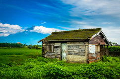 Abandoned barn Royalty Free Stock Image