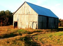 Abandoned Barn Royalty Free Stock Photo
