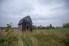 Abandoned barn Stock Image