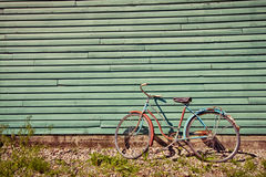 Abandoned Bike Stock Images