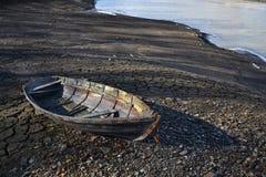Abandoned boat Royalty Free Stock Photo
