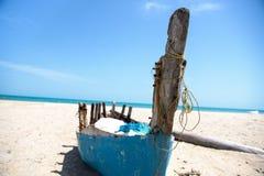 Abandoned Boat Stock Image