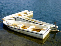 Abandoned boats Royalty Free Stock Image