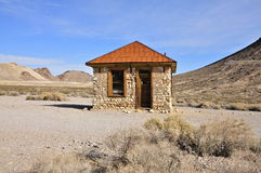 Abandoned Brothel; Rhyolite Ghost Town Stock Photography
