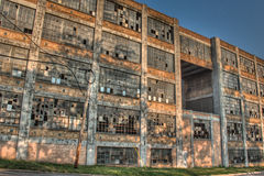 Free Abandoned Building Stock Photography - 43296352