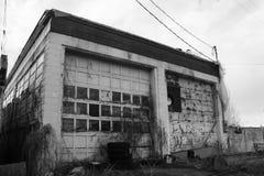 abandoned building στοκ εικόνα