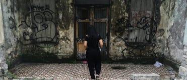 abandoned building Στοκ φωτογραφία με δικαίωμα ελεύθερης χρήσης
