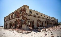abandoned building Στοκ Φωτογραφία
