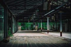abandoned building Στοκ εικόνες με δικαίωμα ελεύθερης χρήσης