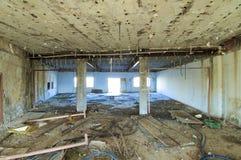 Abandoned building Stock Photo