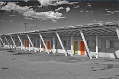 Abandoned building arizona royalty free stock image