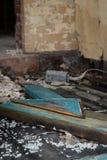 Abandoned Building Debris Stock Photos