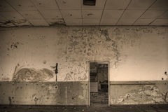 Free Abandoned Building Detail Stock Photo - 21747540