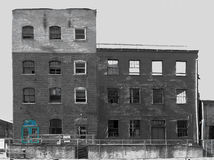 Abandoned Building Royalty Free Stock Photo