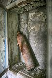 Abandoned Building Interior In Chernobyl Zone. Chornobyl Disaster Royalty Free Stock Image