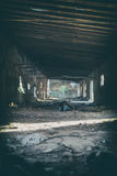 Abandoned building. Royalty Free Stock Photos