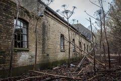 Abandoned building Stock Image