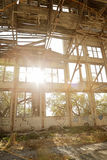 Abandoned building Royalty Free Stock Photography