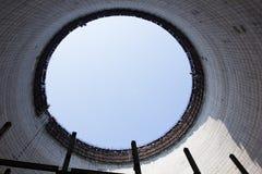 Заброшенное здание в Припяти Royalty Free Stock Images
