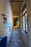 Abandoned building Royalty Free Stock Image