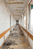 Abandoned buildings Royalty Free Stock Photography