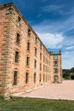 Abandoned buildings, Port Arthur historic site, Tasmania Stock Image