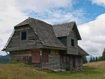 Abandoned cabana Royalty Free Stock Images