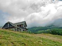 Abandoned cabana Royalty Free Stock Photography