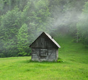 Abandoned cabin Royalty Free Stock Photo