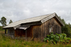Abandoned cabin Royalty Free Stock Photography