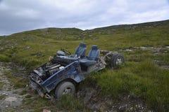 Free Abandoned Car Royalty Free Stock Image - 43929606