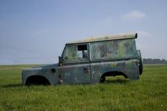 Free Abandoned Car Stock Images - 7257404