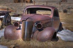 Free Abandoned Car Stock Image - 8915751