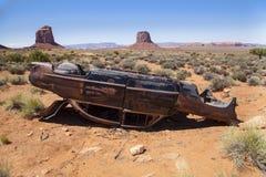Free Abandoned Car Royalty Free Stock Photos - 93820848