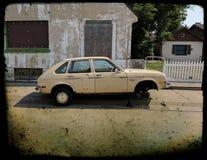 Abandoned Car Stock Photography
