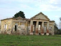 Abandoned castle Royalty Free Stock Photo