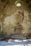 Abandoned chapel Royalty Free Stock Images