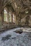Abandoned chapel Stock Image