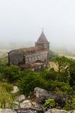 Abandoned christian church Royalty Free Stock Image