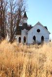Abandoned church Royalty Free Stock Image
