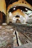 Abandoned church Stock Photos