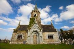 Abandoned Church Ireland Royalty Free Stock Photos