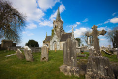 Abandoned Church Ireland Stock Photography